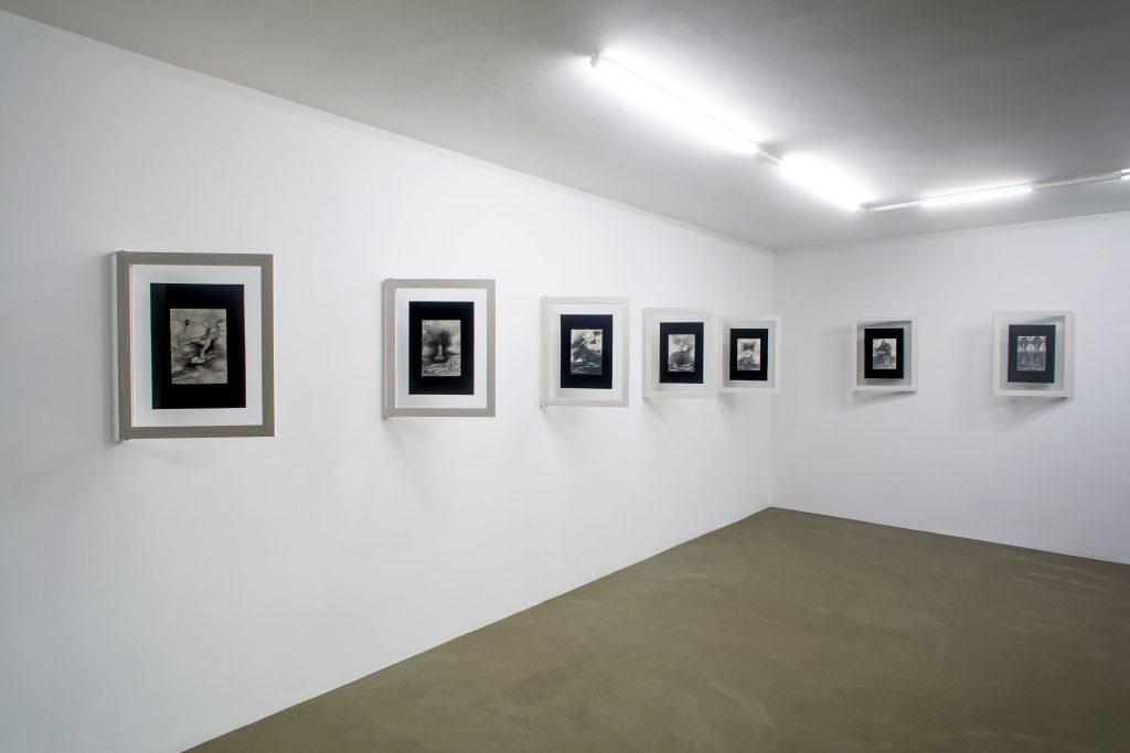 Felipe Talo, Hipnosis, 2016, installation view 3